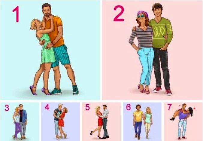 правильно сделать тест на отношения в картинках ивана фотосессию