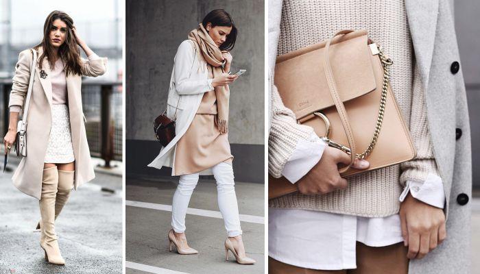 10 способов носить пастельные оттенки осенью 2018