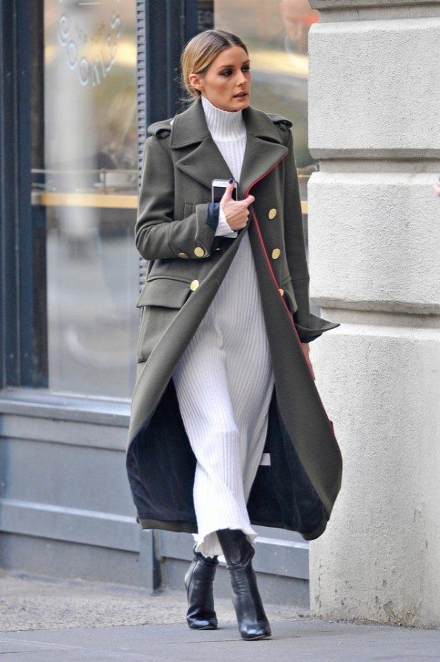 Модное осеннее пальто 2021 длинное пальто фото2