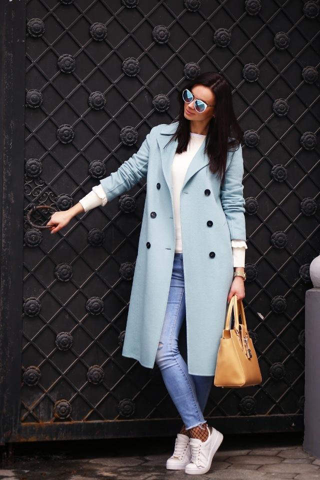 Модное осеннее пальто 2021 классическое пальто