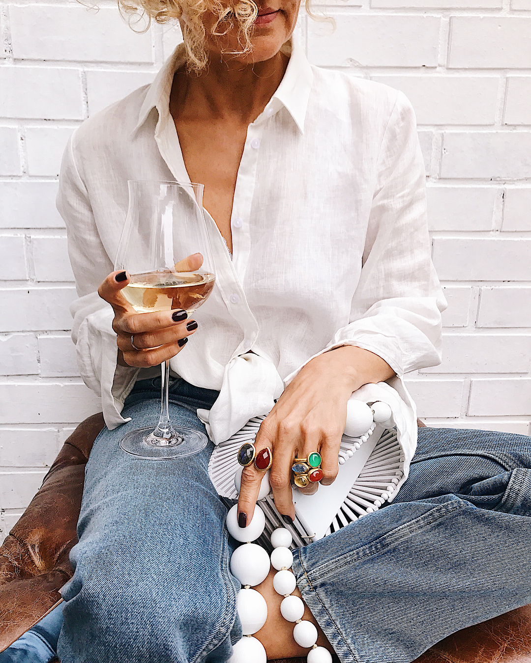 Пример для подражания: образы блогера за 45. Модно и со вкусом!