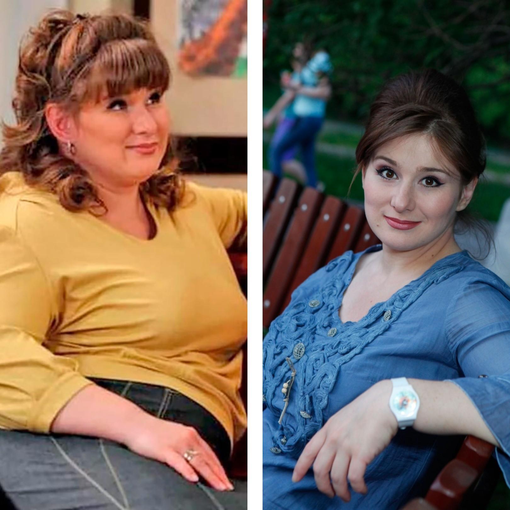 Актриса воронины похудела