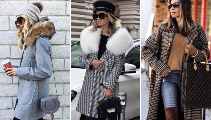 Как сделать зимний образ более стильным и ярким