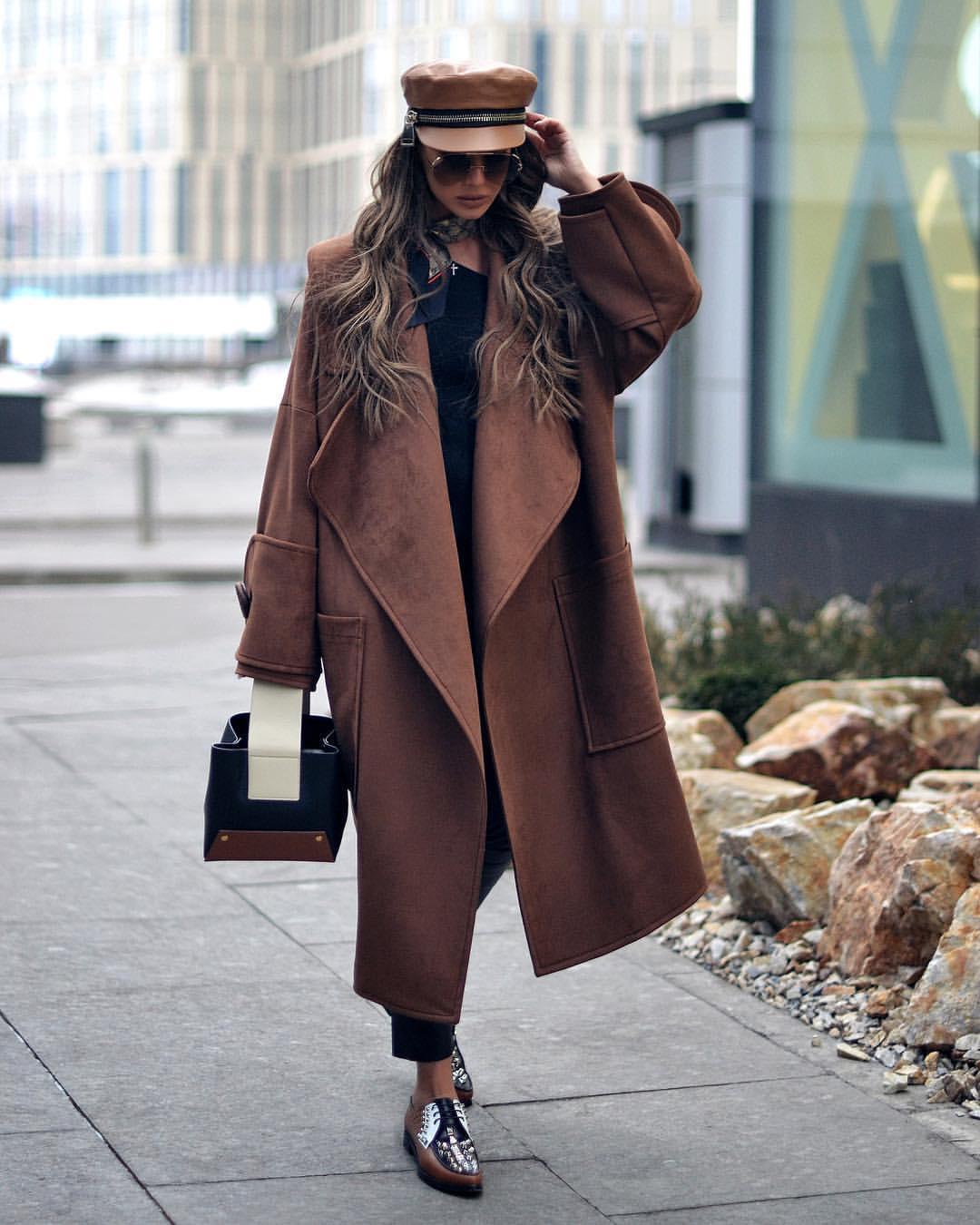 Цвет мокко в одежде: как и с чем носить наряды кофейных оттенков этой осенью фото 2