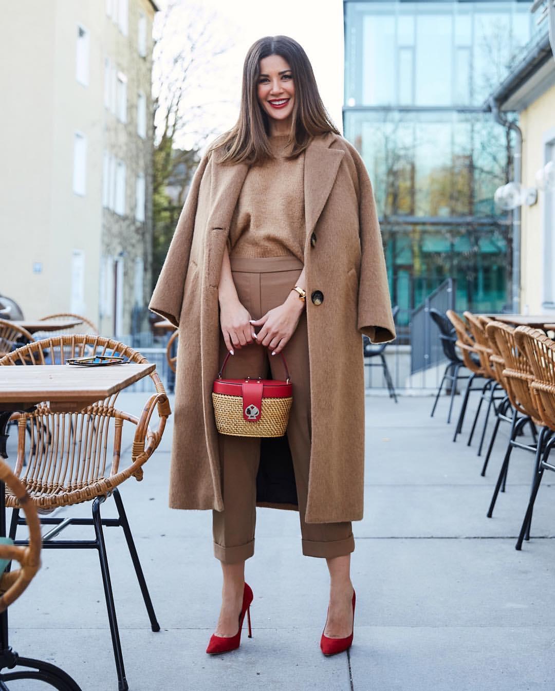 Цвет мокко в одежде: как и с чем носить наряды кофейных оттенков этой осенью фото 5